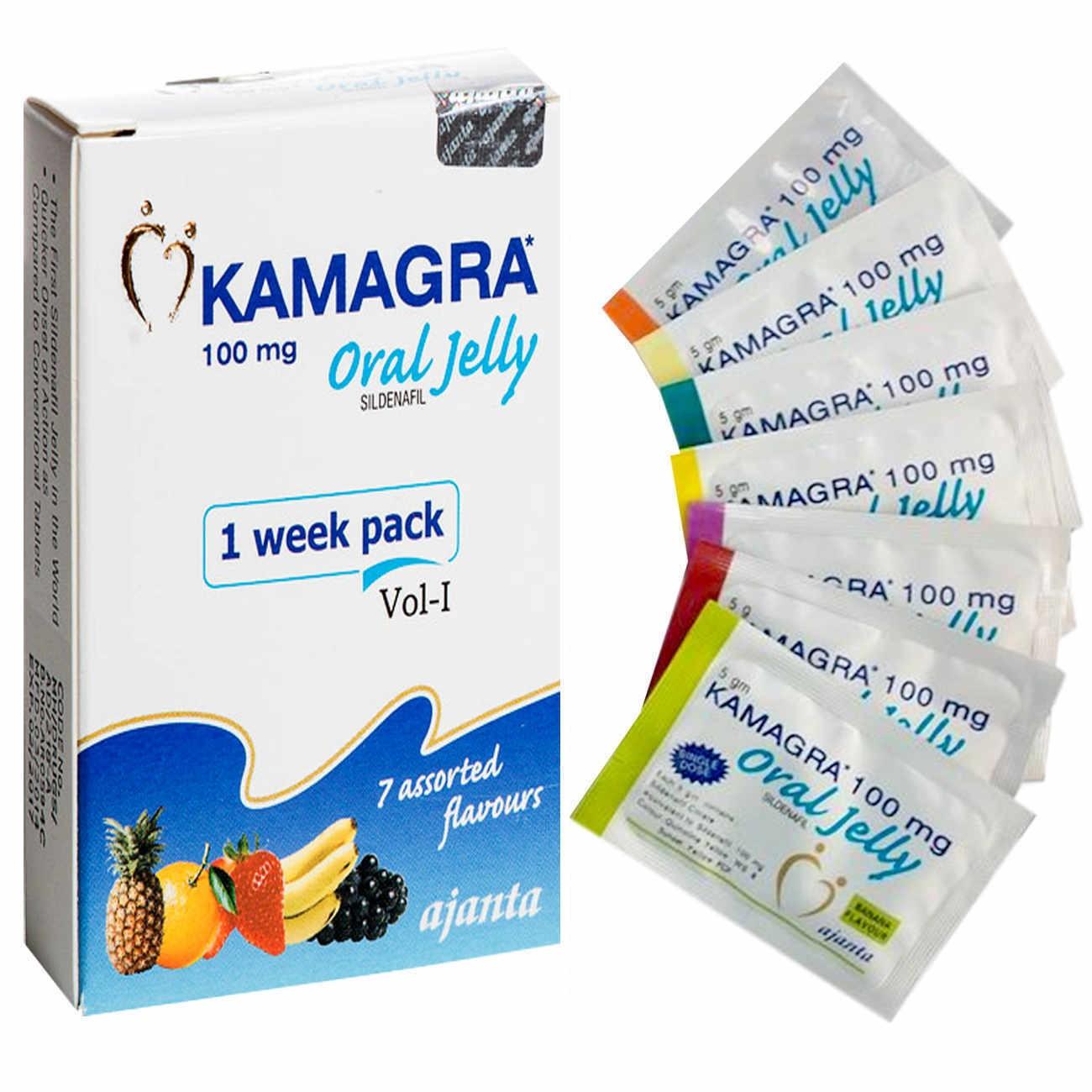 Kamagra Oral Jelly Sex Delay Jelly