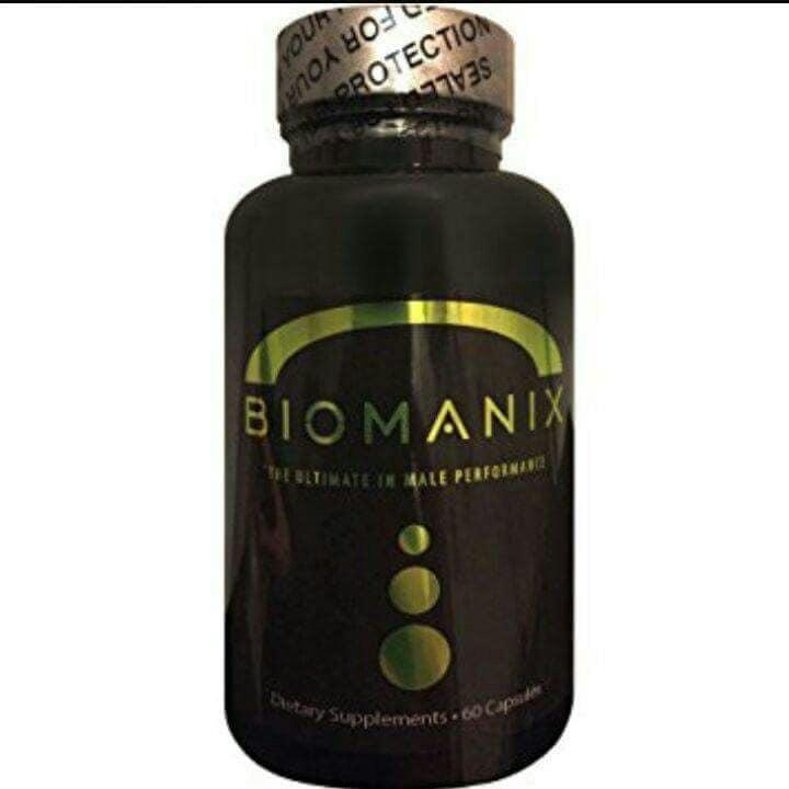 Biomanix-Penis Enlargement Capsule-Penis Size Bigger Pills-Natural Herbal-3078