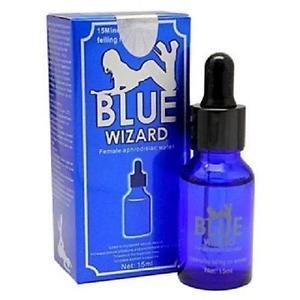 Blue Wizard Drops in UAE