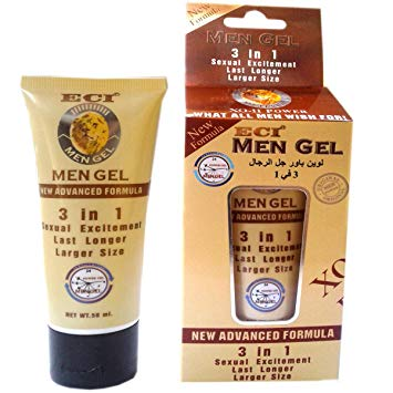 Jaguar Power Men Gel New Advanced Formula 3-in-1 Penis Enlargement Cream