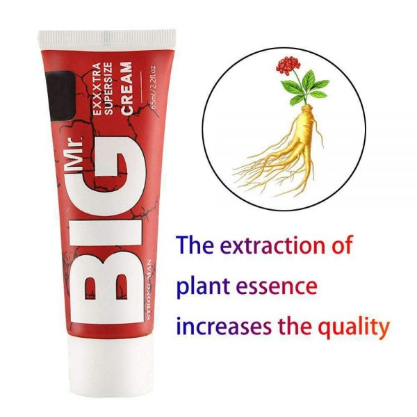 Herbal Big Dick Penis Enlargement Cream 50ml Increase Xxl Size Erection Products Sex Products for Men Aphrodisiac