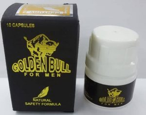 golden bull for men