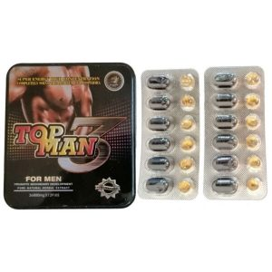 Top man sex power capsule