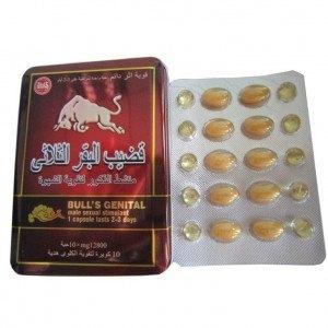 bulls genital pills