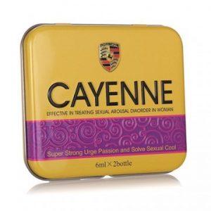 Cayenne Women Power Enhance Drops