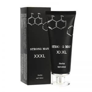 Strong Man XXXL Herbal Cream
