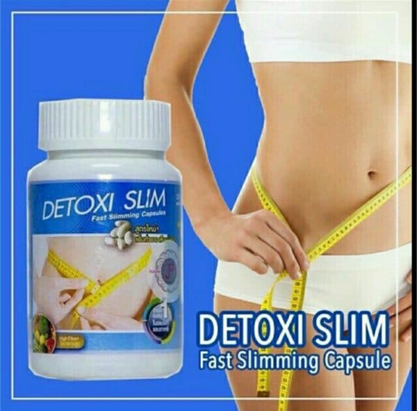 Detoxi Slim Fast Slimming Capsule