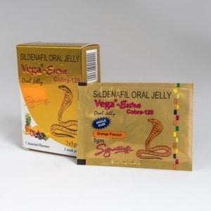 Vega Extra Cobra 120 Oral jelly